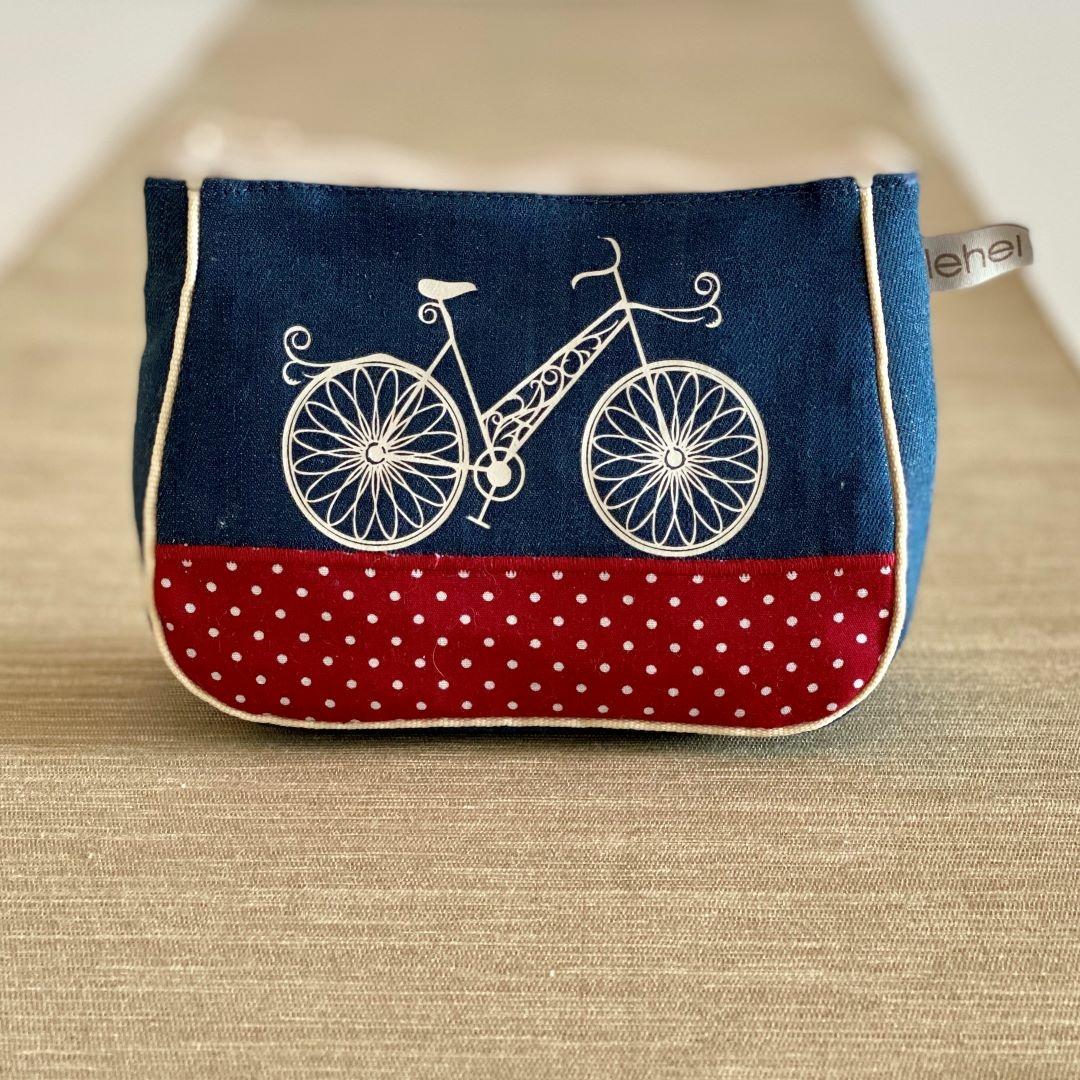 Biciklis kis neszesszer