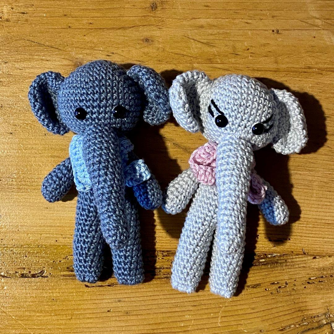 Elefánt pár