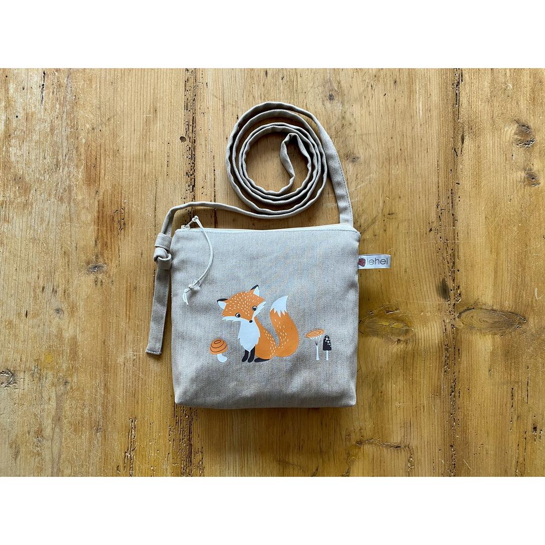 Rókás táskácska